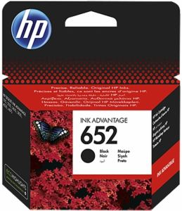 HP 652 černá