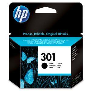 HP 301 černá